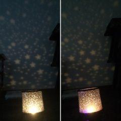 プラネタリウムライト(ランプ型)